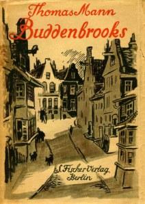 Buddenbrooks grāmata