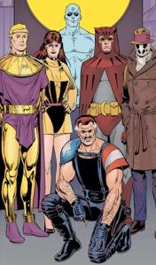 Watchmen characters