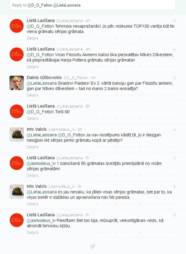 Tviter diskusija