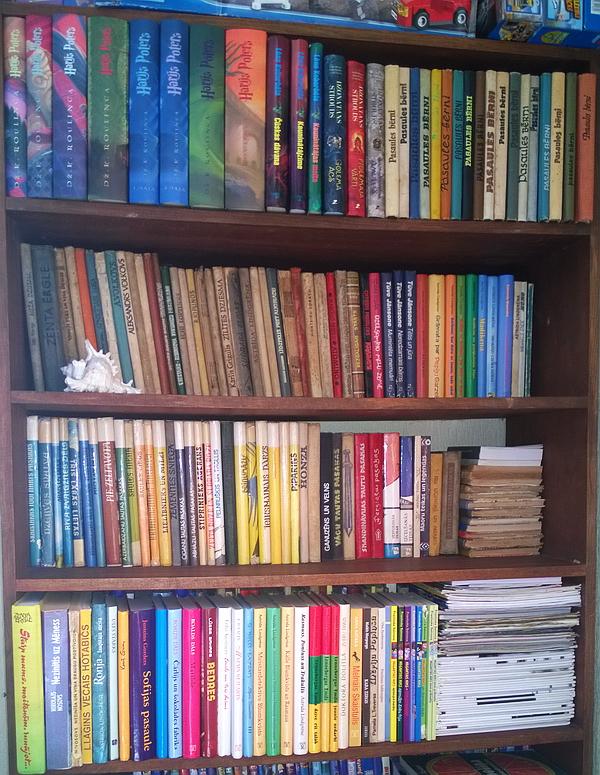 Plaukti bērnu grāmatas