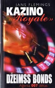 Džeimss Bonds Kazino Royale