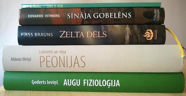 Grāmatu izstāde 1